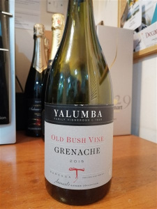 Yalumba Old vine Grenache 2015