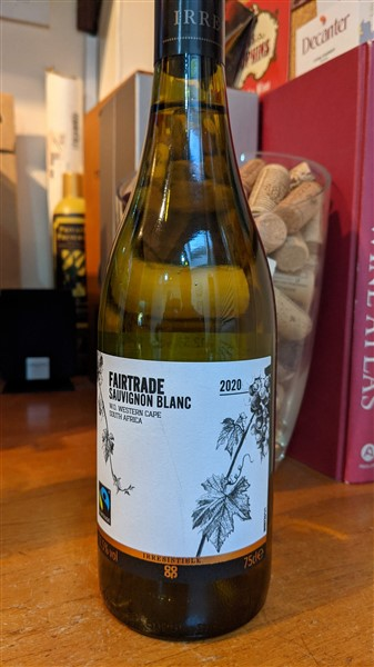 Fairtrade Sauvignon Blanc