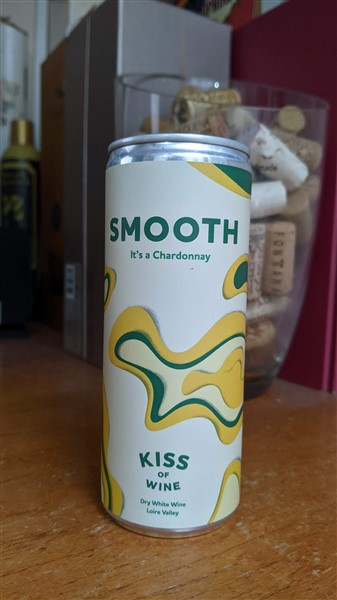 Loire Valley Canned Chardonnay