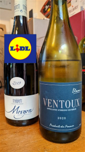 Lidl French Wine Tour 2021